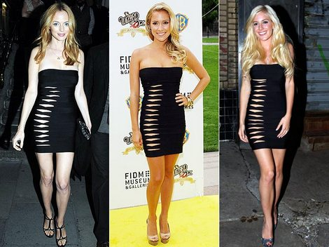 Roller Girl vs. That Bitch from Laguna Beach vs. The Whore from The Hills